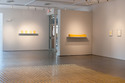 "Installation View, Exhibition ""Mary Early: Wax Lines,"" 2014"